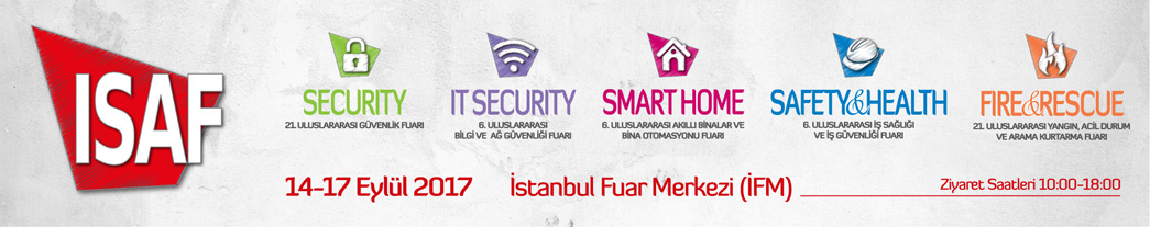 OiS MEETS YOU  IN THE SECURITEX FAIR IN ANKARA ON 24-27 MARCH