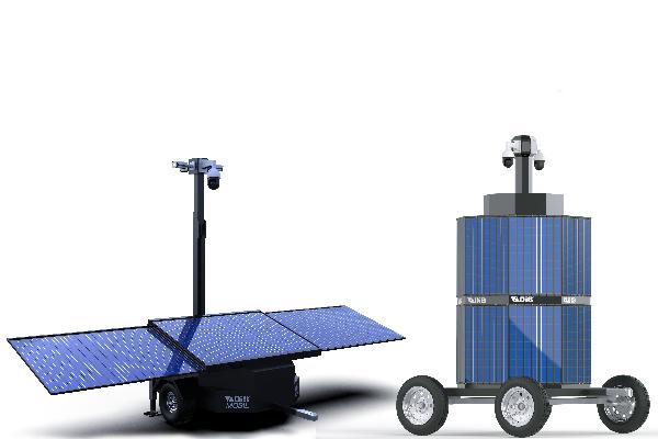 Ois Mobile Surveillance Vehicle