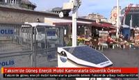 OİS Mobil Gözetleme Aracımız İstanbul Emniyet Müdürlüğü'nün Kullanımında