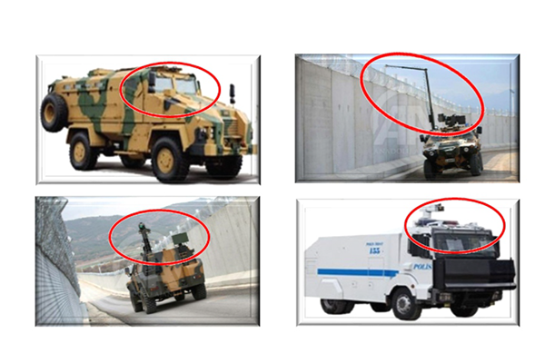 Araç Üstü Kamera Sistemleri