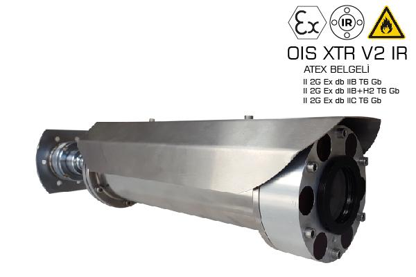 OİS XTR V2 IR Exproof Kamera Muhafazası