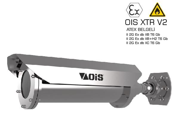 OiS XTR V2 Exproof Kamera Muhafazası