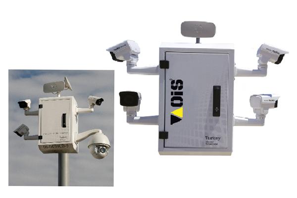 Ois Tanık Kablosuz Görüntüleme Sistemi
